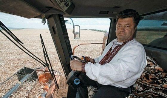 Петр Порошенко – владелец кондитерского холдинга Рошен