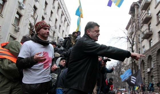Порошенко был сторонником Майдана