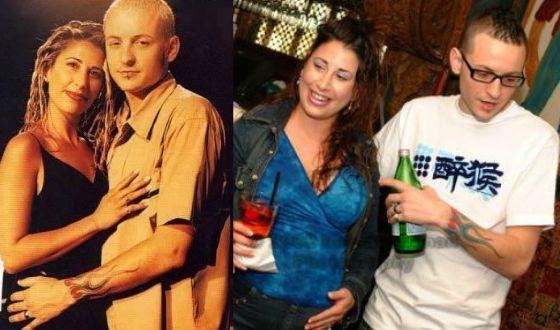 Честер Беннингтон и Саманта были женаты почти 10 лет