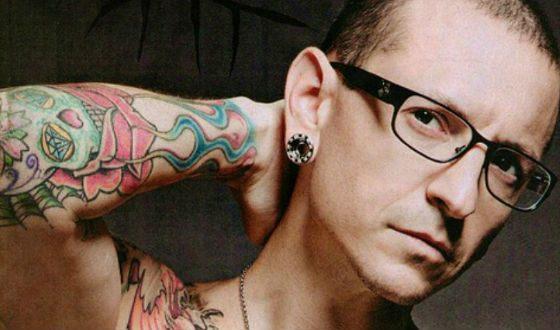 Солист Linkin Park Честер Беннингтон