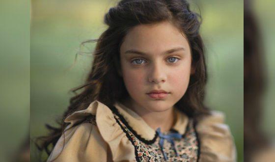Детское фото Одейя Раш