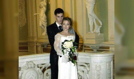 Свадьба Антона Карасева и Карины Разумовской