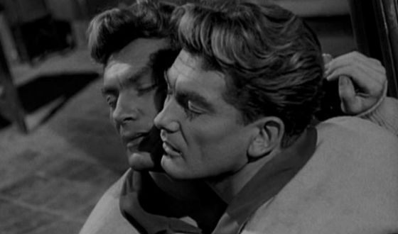 Жан Маре в роли Орфея (1950)