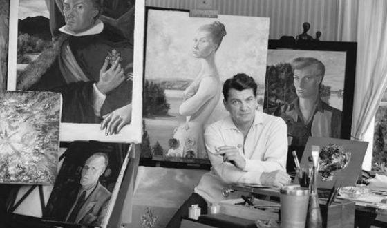 Жан Маре и его картины