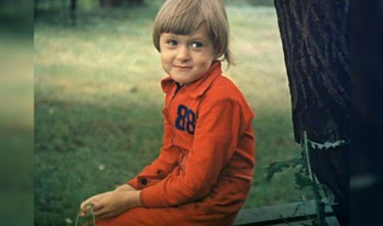 Детское фото Анны Михалковой