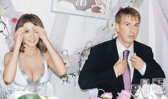 Свадьба Анны Седоковой и Валентина Белькевича