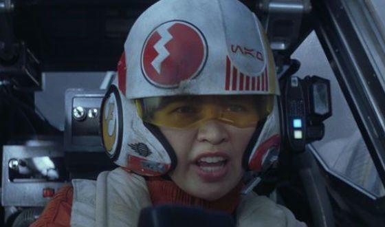 Джессика Хенвик в «Звездных войнах»