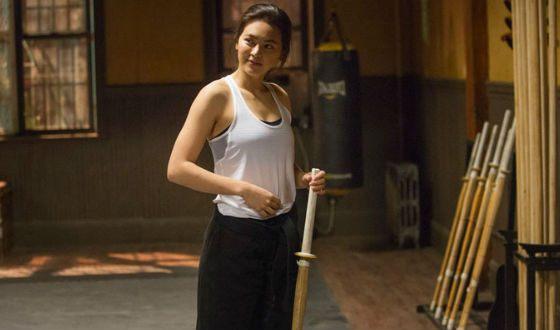 «Железный кулак»: Джессика Хенвик в роли Коллин Винг