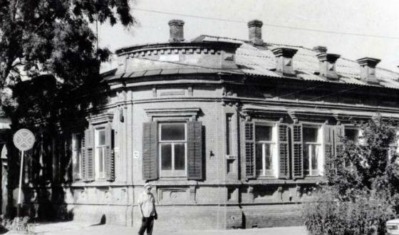 Дом родителей Сергея Бондарчука в Ейске