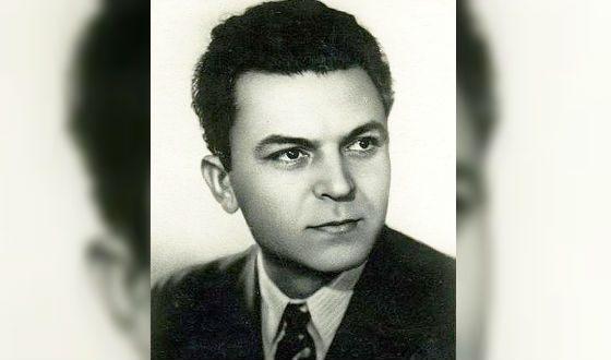 Сергей Бондарчук в молодости