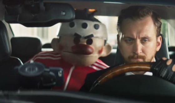 Кадр из фильма «Майор Гром»