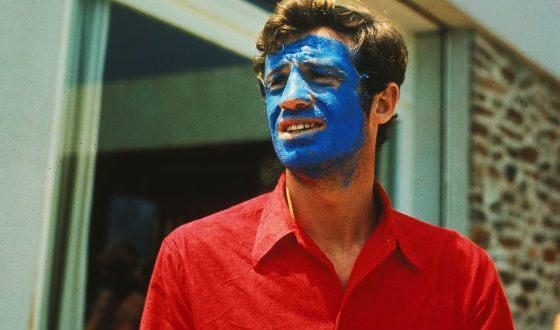 Кадр из фильма «Безумный Пьеро» (1965)