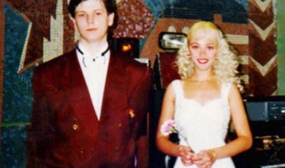 В школе Алена Кравец считалась первой красавицей