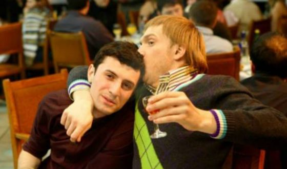 Редкое фото: Тимур Каргинов без бороды