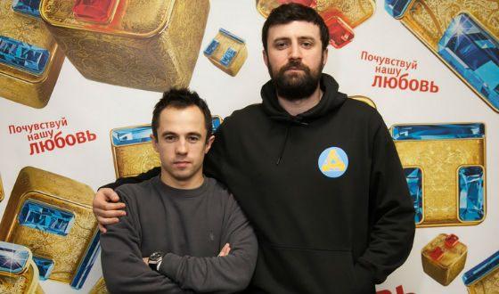 Тимур Каргинов и Константин Обухов – креативный продюсер Открытого микрофона