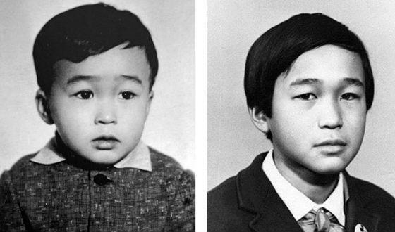 Виктор Цой в детстве и юности