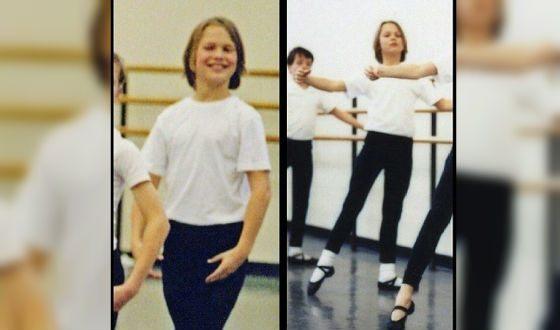 В детстве Энсел ходил в балетную школу, хотя не ненавидел танцевать