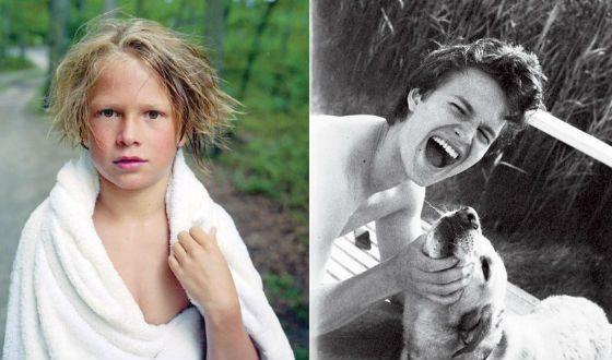 Фотосессии для Teen Vogue разных лет