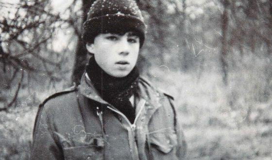 Школьником Бодров трудился на фабрике «Ударница»