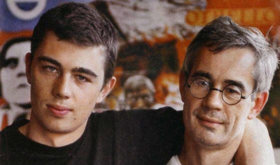 Бодровы, отец и сын