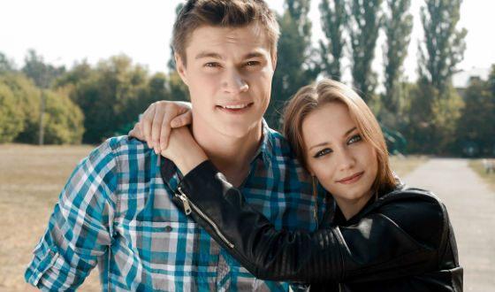 «Любимая учительница»: Олег Гаас и Анна Адамович