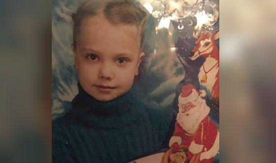 Елена Шейдлина в детстве