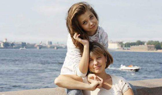 На фото: Елена Шейдлина с мамой