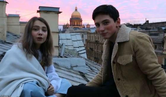 Сейчас звезда инстаграма живет в Петербурге