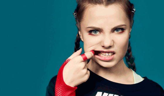 Елена Шейдлина – лицо бренда Nike