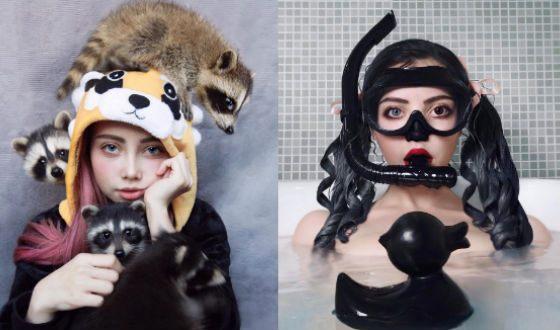 Елена Шейдлина – самый креативный блогер