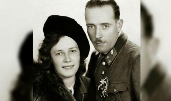 Родители Арнольда Шварценеггера: Густав и Аурелия