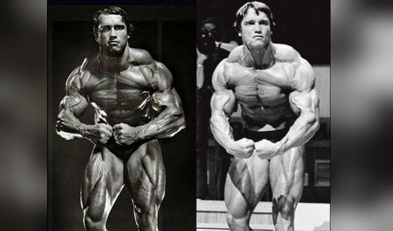 «Мистер Олимпия» в 1974 и 1975