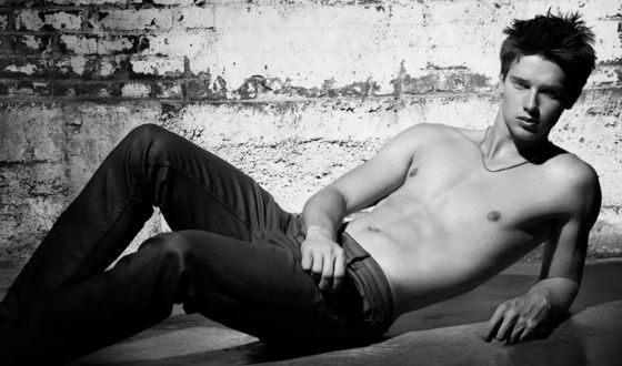 Патрик Шварценеггер стал моделью