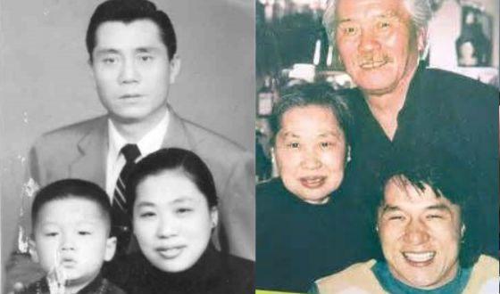 Родители Джеки Чана – шпион и наркоторговка