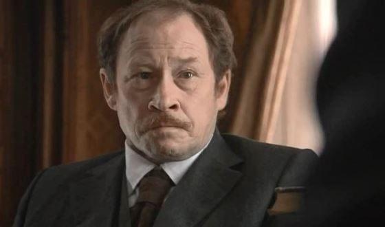 Юрий Ицков в сериале «Секретная служба Его Величества»