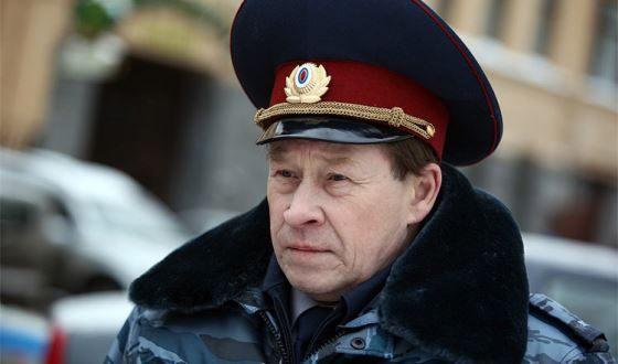 Юрий Ицков блестяще справляется с ролями второго плана