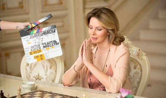 Актриса Александра Флоринская