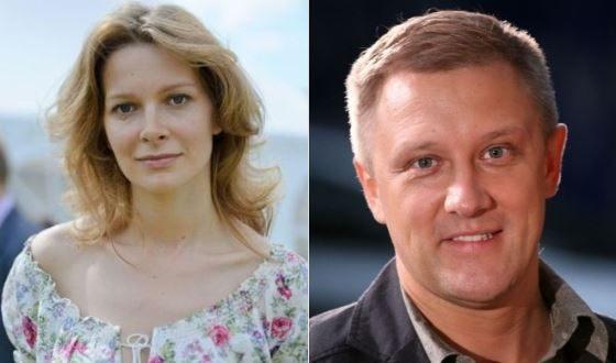 Александра Флоринская и Сергей Горобченко