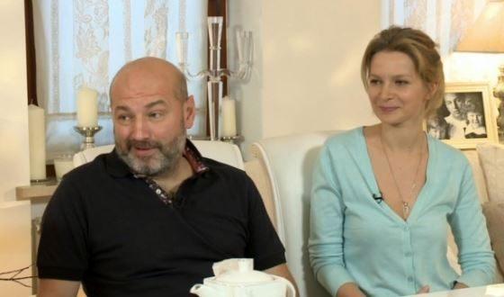 Николай Билык и Александра Флоринская