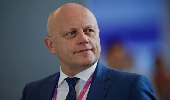 В октябре 2017 года Виктор Назаров сложил полномочия губернатора