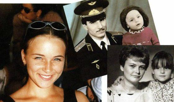 Родители Анны Снаткиной – инженеры-авиаконструкторы