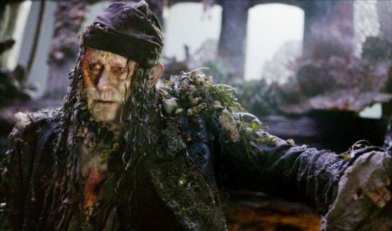 Стеллан Скарсгард снялся в двух частях «Пиратов Карибского моря»