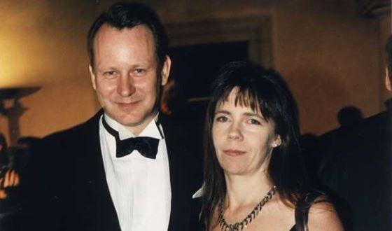 Стеллан Скарсгард и его первая жена Ми Агнесс