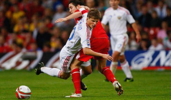 Аршавин сыграл 74 матча за сборную России