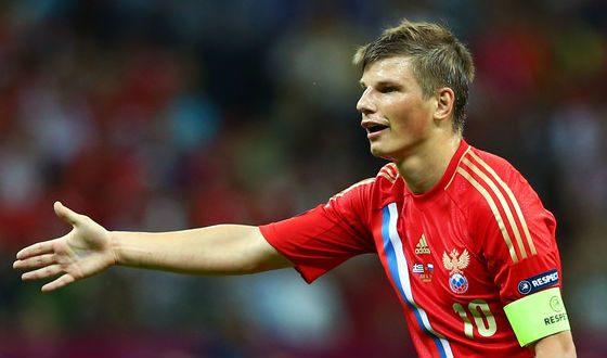 Евро-2012 обернулось для России и Аршавина провалом