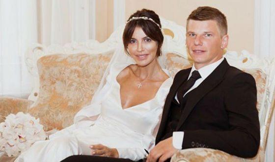 Свадьба Андрея Аршавина