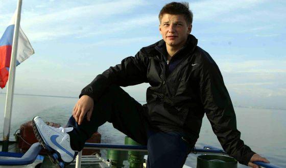 Молодой Андрей Аршавин (2004 год)