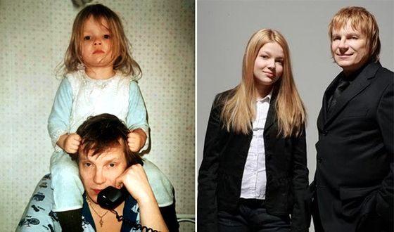 Аня Мун - дочь Виктора Салтыкова