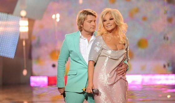 Николай Басков и Таисия Повалий часто пели дуэтом