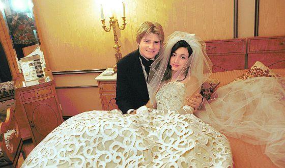 Свадьба Николая Баскова и Светланы Шпигель